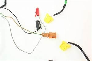 Airbag Module Wiring Harness 98