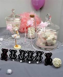 Decoration Pour Bapteme Fille : id es de d coration de table et de salle pour un bapt me ~ Mglfilm.com Idées de Décoration