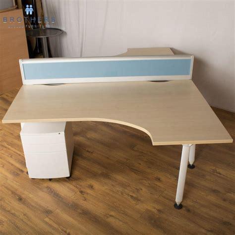 herman miller desks uk herman miller abak 1800x1200 corner workstation