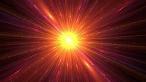 Full HD Wallpaper supernova explosion orange pink rays ...