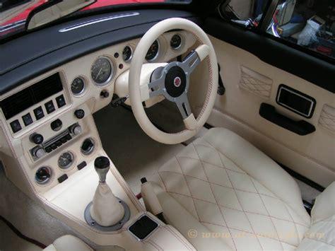 mgb gt interior  autostyle
