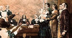 5 Notable Women Hanged In The Salem Witch Trials History