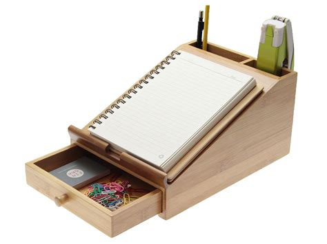 l on a stand buy woodquail ipad stand l desk tidy made of bamboo
