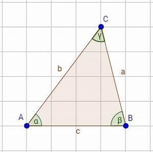 Schnittpunkte Berechnen Rechner : dreieck ~ Themetempest.com Abrechnung