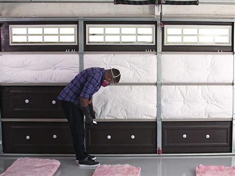 How To Insulate A Garage Door  Howtos Diy