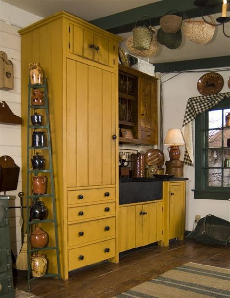 kitchen cabinets color 59 best images about prim kitchens primitive kitchens on 2930