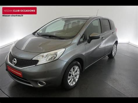 voiture occasion nissan note  dci ch connect edition