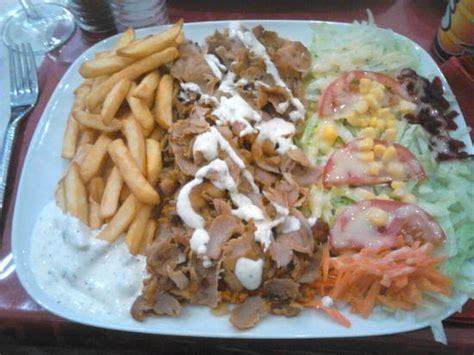 dounia cuisine dounia kebab carhaix plouguer restaurant avis num 233 ro