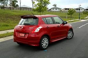 Suzuki Swift Glx Review