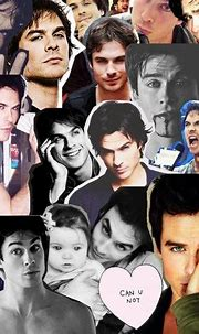 Damon had been my favorite since the beginning   Ian ...