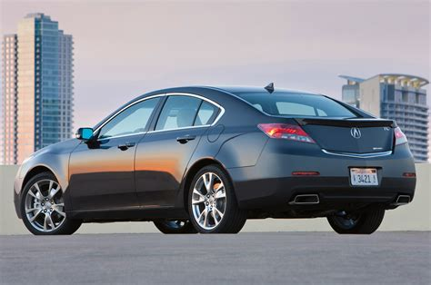 2014 Acura Tl Priced Starting At $36,925, Shawd At $40,475