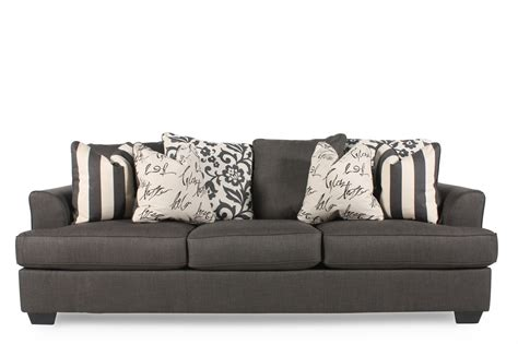 ashley furniture levon sleeper sofa levon sofa by ashley infosofa co