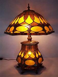 moroccan glassbase tiffany table lamp With tiffany floor lamp nz
