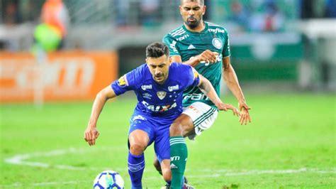 Palmeiras Tem Gol Anulado No Fim E Sai Atrás Do Cruzeiro