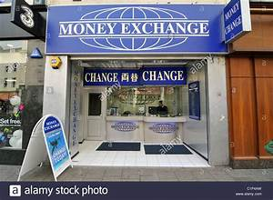 Money Exchange Cambio Bureau De Change Travel Cash Money