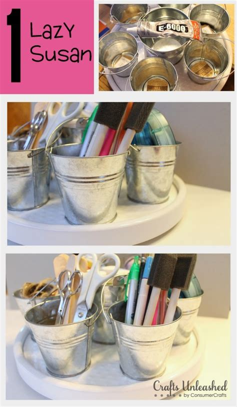 Organize Your Craft Supplies 5 Simple & Stylish Ideas