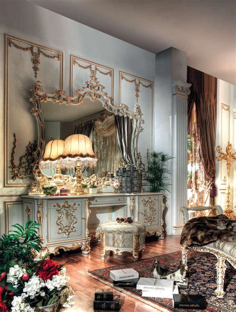 king bed room royal suite gold italy finishtop