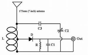 Fm Crystal Circuit