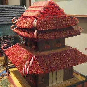 Gumdrop Christmas Tree Craft by 11 Creative Gingerbread House Ideas Grandparents Com