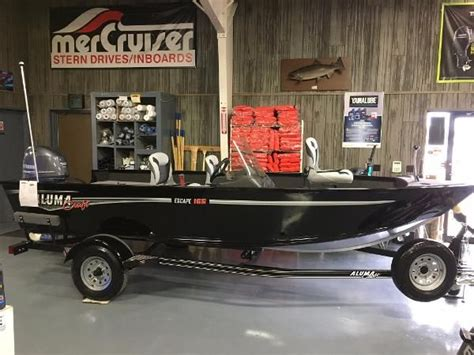 Aluminum Boat For Sale Indiana by Alumacraft New And Used Boats For Sale In Indiana