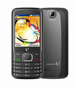 Videocon V1560 Dual SIM Mobile - Grey & Silver Price in ...