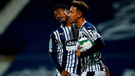 West Bromwich Albion 3-0 Harrogate Town: Baggies ease in ...