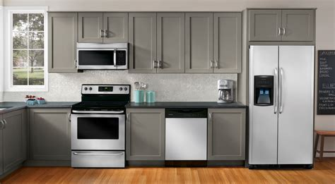 Kitchen Appliances Astonishing Builder Appliance Package