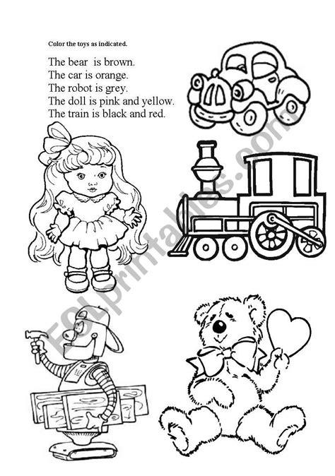 toys - ESL worksheet by Isabel Oliveira