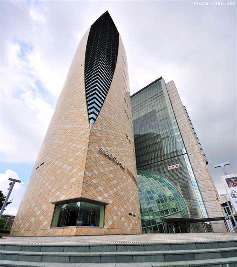 japanese architecture osaka broadcasting station history