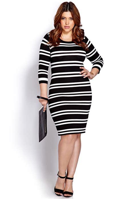 Plus size sweater dress 01
