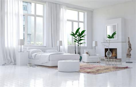 chambre moderne blanche déco chambre blanche en 50 belles suggestions