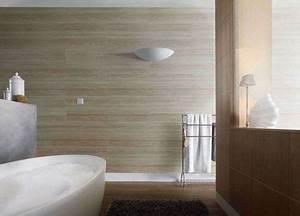 Panneau Mur Salle De Bain : mur salle de bain sans carrelage ~ Premium-room.com Idées de Décoration