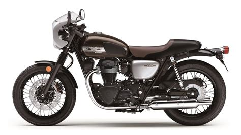 W800 Image by 2019 Kawasaki W800 Cafe Another Delightfully Retro
