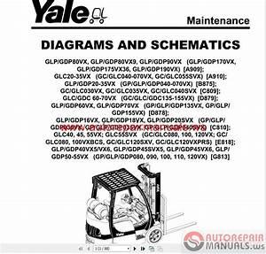 Yale Forklift Diesel Service Manual