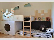 8 WAYS TO CUSTOMIZE IKEA KURA BED Mommo Design