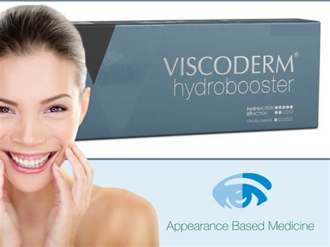 viscoderm hydrobooster treatments  appearance based