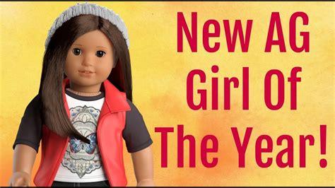 New American Girl Doll Girl Of The Year 2018 Sneak Peak