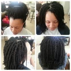 Crochet Braids with Marley Hair Twist