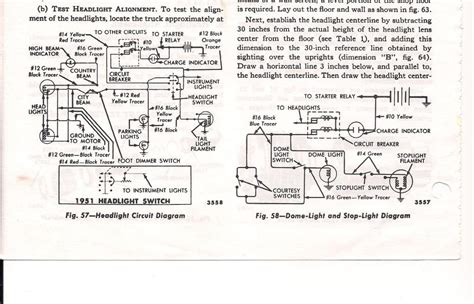 Headlight Switch Diagram Ford Truck Enthusiasts Forums