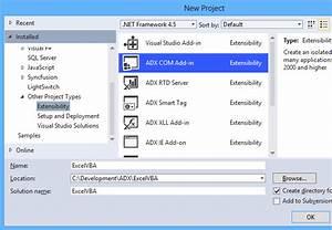 Use Excel Vba Macros And Com Add