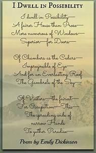 Emily, Dickinson, Poems