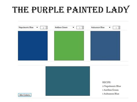 what colors make blue paint napoleonic blue chalk paint 174 by sloan how to make