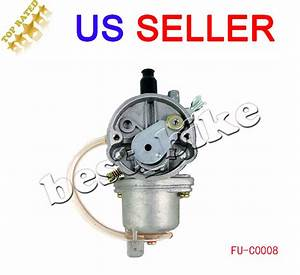 47cc 49cc 2 Stroke Mini Pocket Super Bike Carburetor Sunl