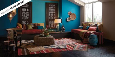 biggest color trends     interior design