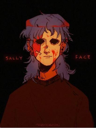 Sal Fisher Face Sally Aesthetic Canon Anime