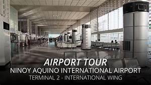 Ninoy Aquino International Airport (NAIA) Terminal 2 ...