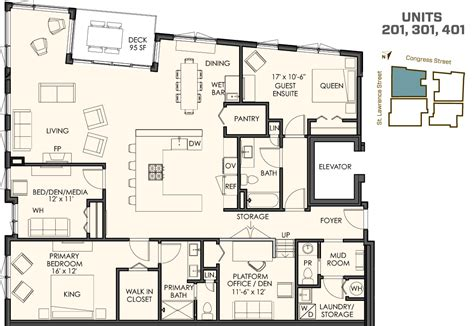 floor plan four different floor plans 118onmunjoyhill com