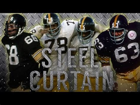 top 3 all time nfl defenses 3 the 1976 steel curtain