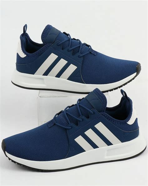 adidas xplr trainers mystery blue white originals shoes