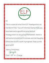 image result   letter introducing elf  images